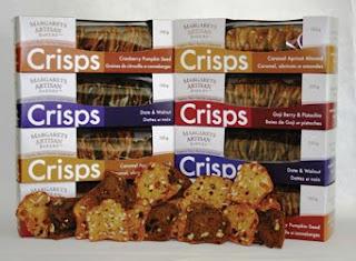 Margaret's Artisan Bakery Crisps