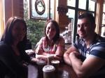 Brit, Kat and Josh