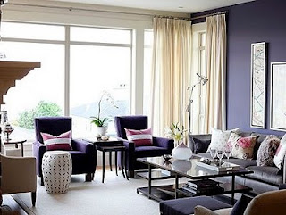 Sarah Richardson - Hilltop Contemporary Living Room