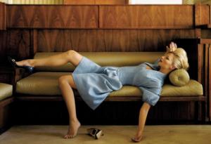 Fainting couch - Amy Neunsinger